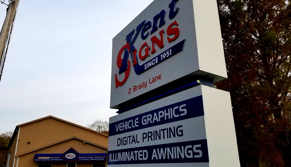 Kent Signs Delaware Signs Awnings Billboards Channel Letters and more