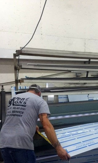 digital printing kent signs